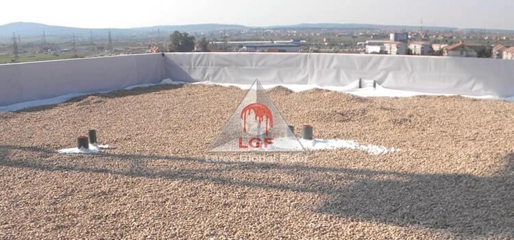 Hidroizolatii acoperis balastat lesat si inversat