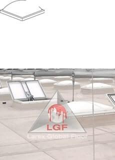 Trape de fum LGF-JET-24V/48V