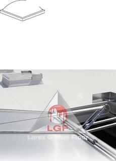 Luminatoare Trape de fum si componente pentru ventilatie