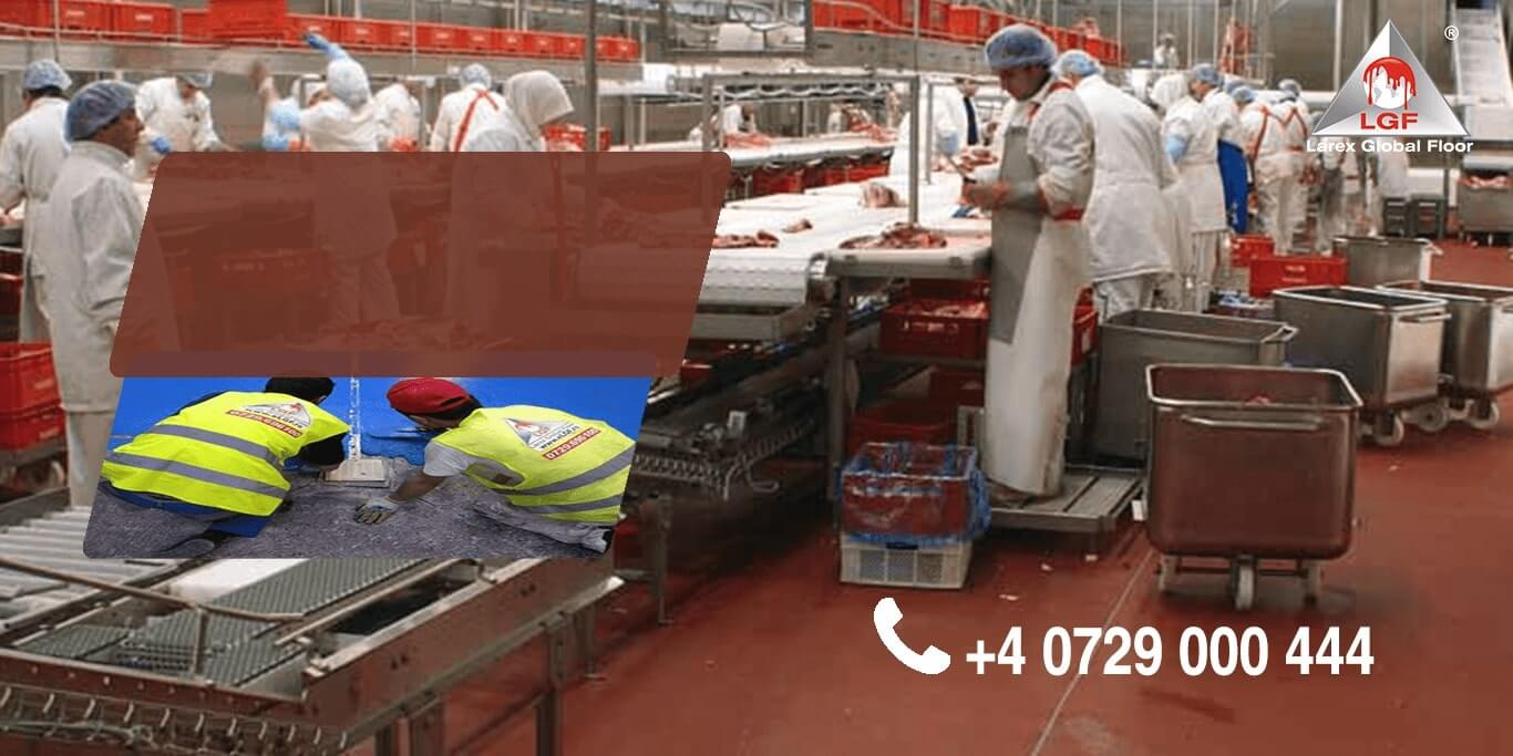 upper slider pardoseli industria alimentara - beton poliuretanic