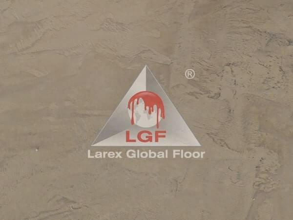 Larex Global Floor - Sistem finisaj decorativ pardoseala microciment