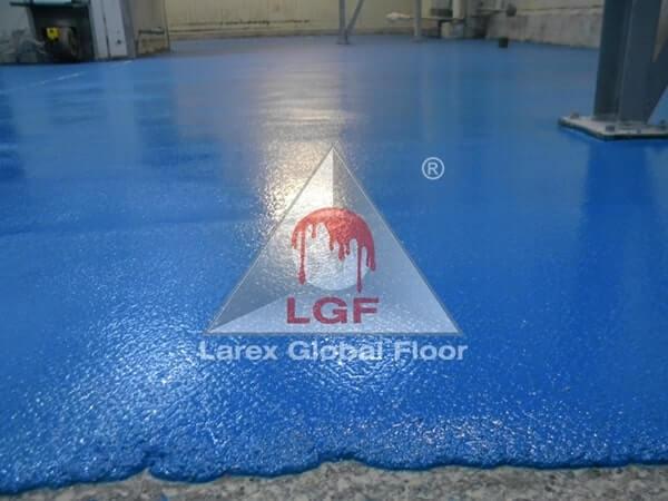 Larex Global Floor - Aplicare beton poliuretanic, pardoseala poliuretanica textura