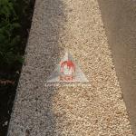 Pardoseala DURAPAVE Larex Global Floor LGF alee de access casa de locuit finalizata